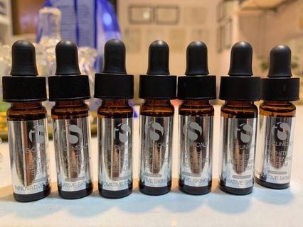 Is clinical white lightening serum 3.75 ml x7