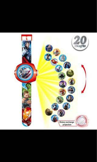 Projector Watch for kids