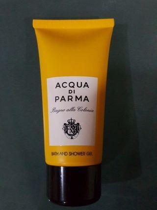 Acqua di Parma bath and shower gel