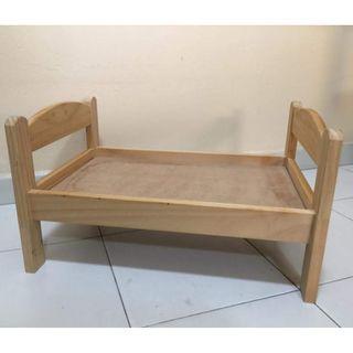 Cat Wooden Bed