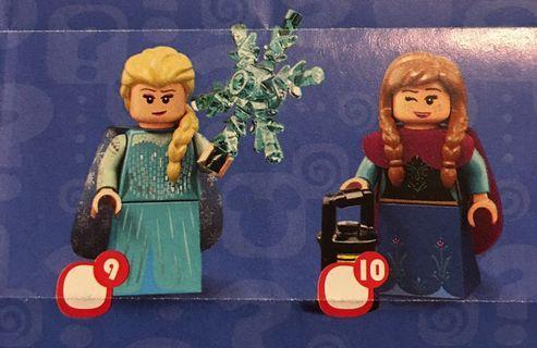 LEGO 71024 ELSA & ANNA (包平郵)