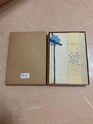 Free notebook 免費送出記事本 記事簿