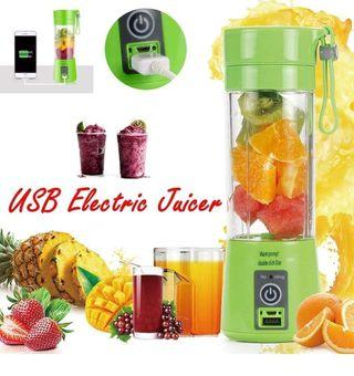 🍓🍒🍍RECHARGEABLE JUICER BLENDER 🍍🍒🍓