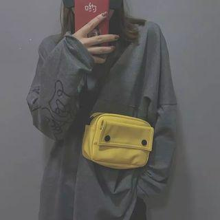 Cutest sling bag not champion balenciaga bershka h&m pull n bear