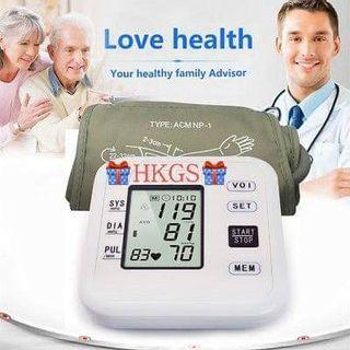 THE  ELECTRONIC BLOOD PRESSURE MONITOR