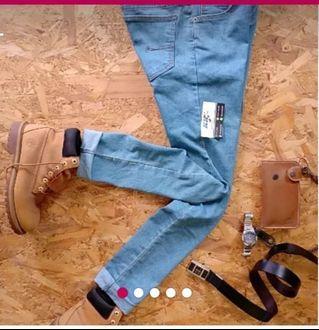 Longpants Skinny Jeans Original Vintage Likenew