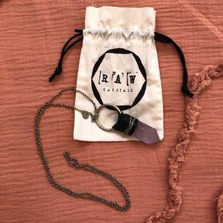 Gorgeous Amethyst Necklace #SwapAU
