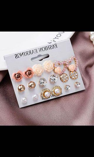 Anting Bunga