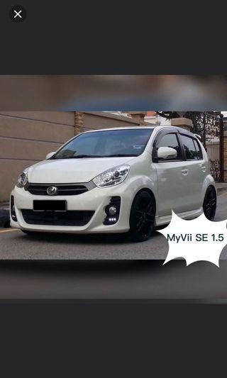 Myvi Rental Auto (Kereta Sewa)