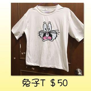 🚚 兔子T恤