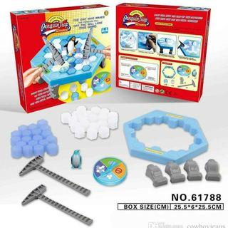Ice Penguin Game