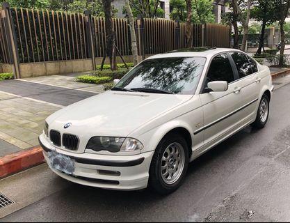 2000年E46 2.0L