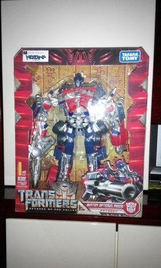 電影版 Transformers 變形金剛 柯柏文 Optimus Prime (KO版)