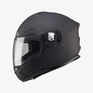 SOL全罩安全帽 大頭族首選 SF-5 素色