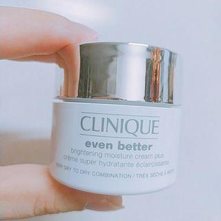 Clinique_Even Better Brightening Moisture Cream勻淨科研亮肌補濕霜15ml(sample)