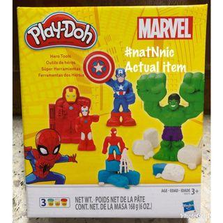 Play Doh Marvel Hero Tool #oyohotel