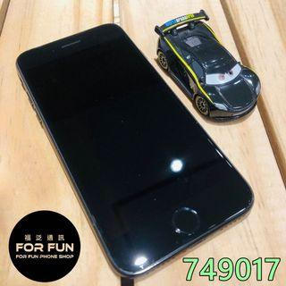 🌈(二手)Apple iPhone 7 128G 曜石黑,外觀8成新,有實體店面提供無壓力無卡分期歐!