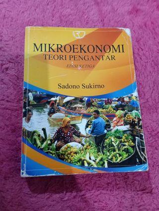 Mikro ekonomi teori pengantar edisi ketiga