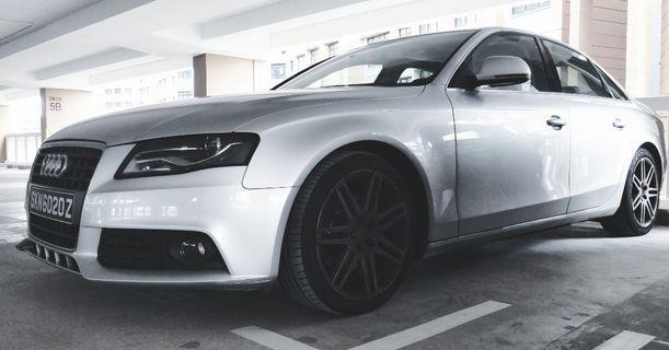Audi A4 Sedan 1.8 TFSI mu Ambition Auto
