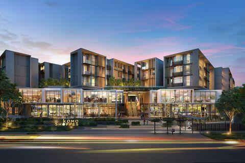Parc KOMO  Affordable Freehold from $14xxpsf