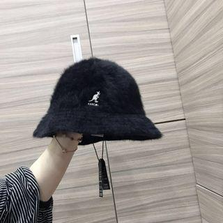 🚚 Kangol 毛絨漁夫帽