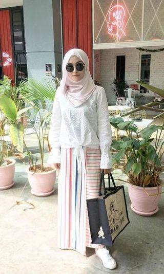 Pre 💙 Minluna X Fashion Valet Skirt
