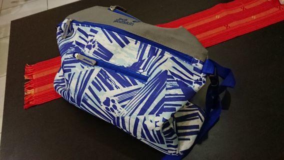 Jack Wolfskin Adjustable Sling Backpack可調式單肩背包