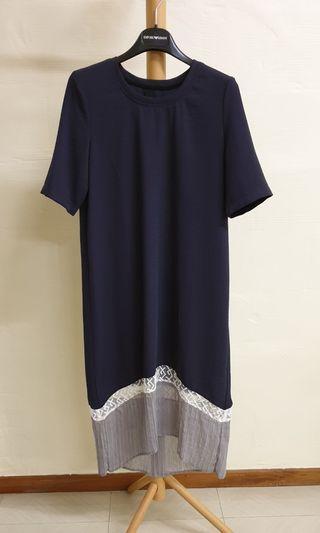 Rococo (HK Brand) Size S Dark Blue Dress