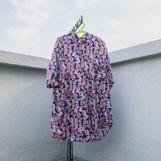 🚚 vintage collared shirt