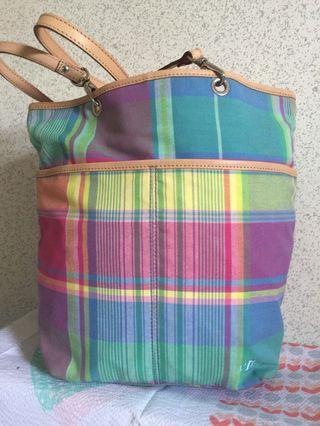 Ralph Lauren Bucket Shoulder Multi Color
