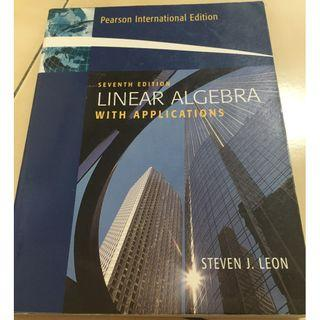 Linear Algebra with Applications Seventh Edition