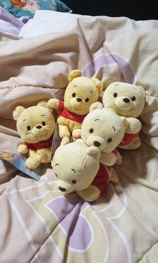 🚚 Winnie the Pooh Beanie