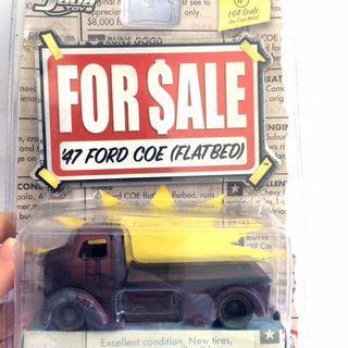 Jada '47 Ford Coe (FlatBed) #maujam