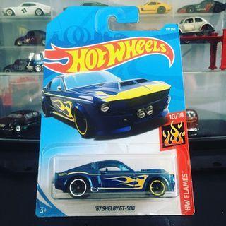 Hotwheels '67 Shelby GT-500