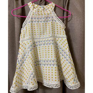 寶寶 女童 洋裝 1Y 裙子 嬰兒 衣服 嬰幼兒 童裝