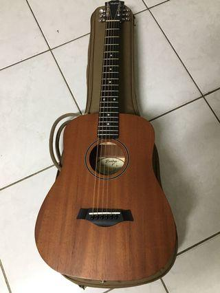 🚚 Taylor Baby BT2-E 旅行電木吉他