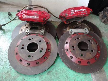 Authentic Brembo f40 Brake Kit pnp fd1, fd2 and more