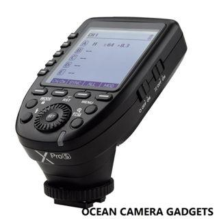 Godox Xpro-S for Sony Xpro-c for Canon TTL Wireless Flash Trigger Xpro HSS Flash Transmitter