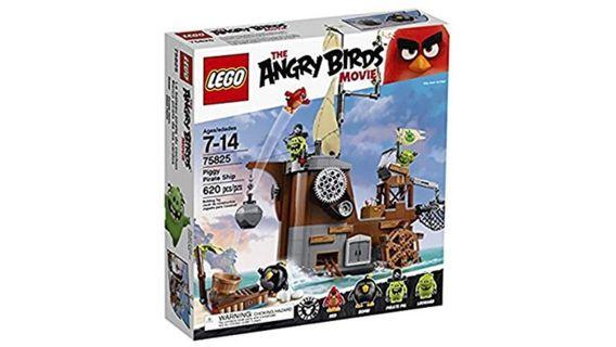 LEGO 75825 The Angry Birds Movie (Preloved)