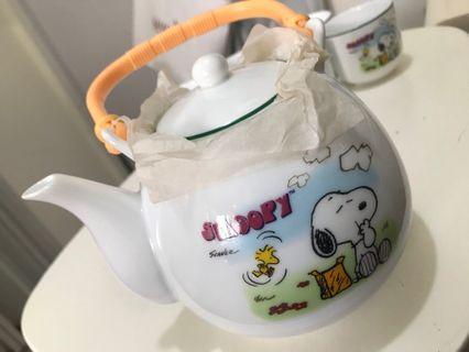 清屋平賣 Snoopy 史努比花茶杯 史路比