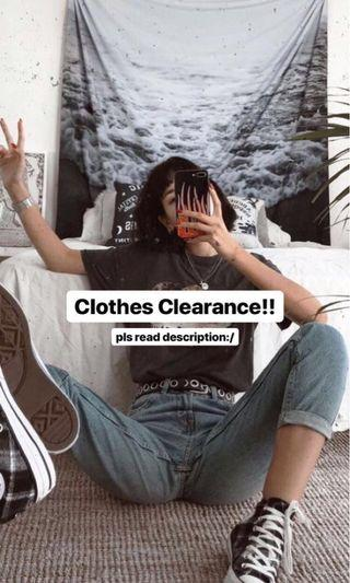 🚚 clothes clearance Grabbag sales!