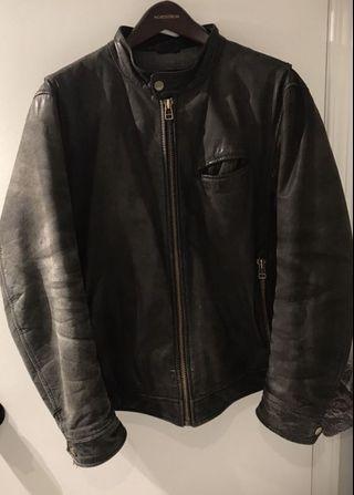 Stellsons Leather Jacket