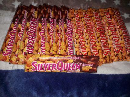 Coklat Silver Queen