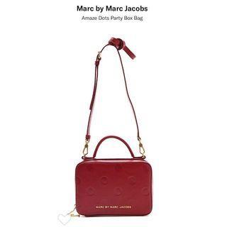 🚚 Marc by Marc Jacobs Amaze Dots Party Bag