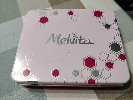 Melvita hand cream box set