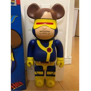 Medicom  Bearbrick MARVEL CYCLOPS X-MEN 400%