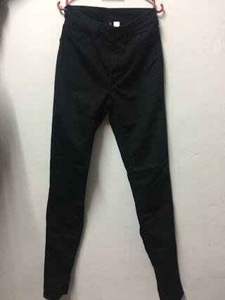 H&M Divided Black Trouser