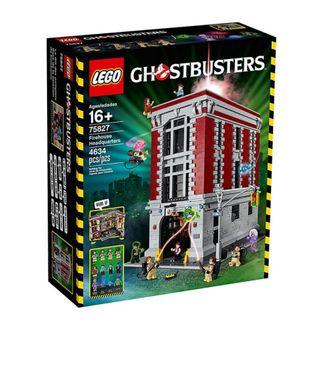 Ghost buster hq