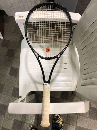 Prince CTS Approach 110 Tennis Racquet