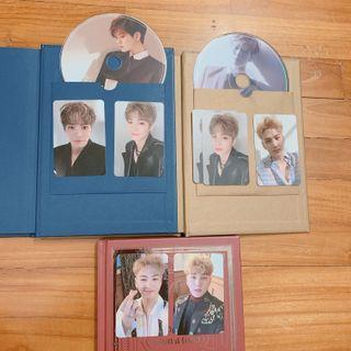 WTT NUEST HAPPILY EVER AFTER ALBUM PHOTOCARDS PCS